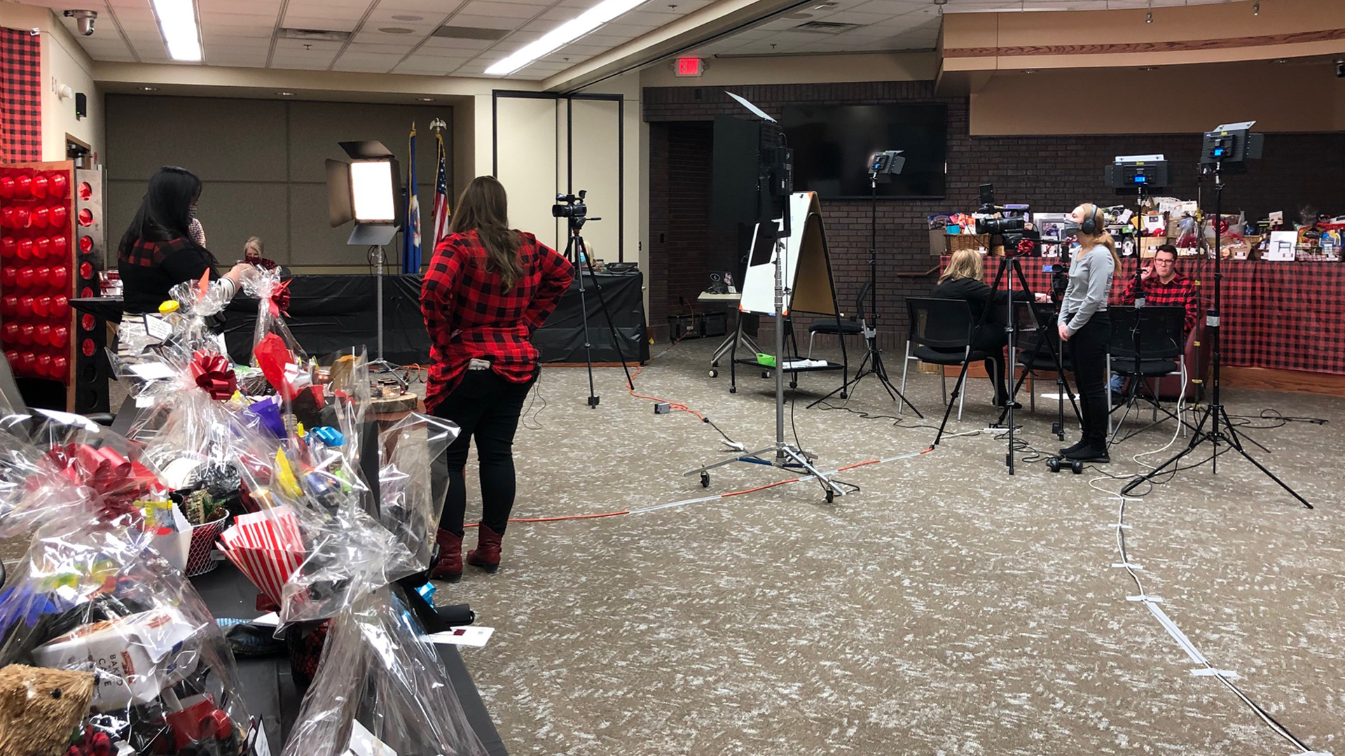 Behind the scenes at District 279 Foundation's A Night In